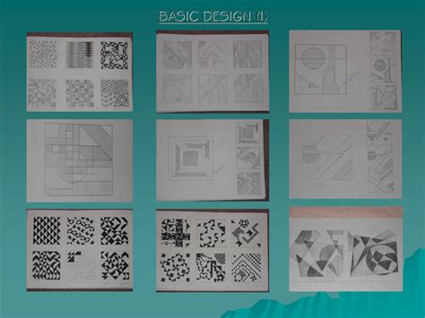 Look Basics Elements Interior Design by Student Work 1st To Th Year By Reena Naser At