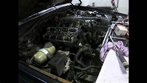 Volvo 940 B234f Engine Repair After Timing Belt Failure