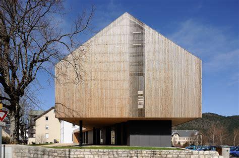 Vercors Massif Community Offices  Composite Architectes