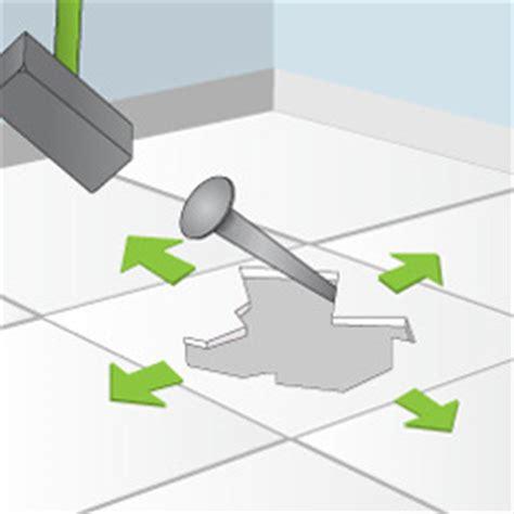 changer un carreau de carrelage au sol carrelage