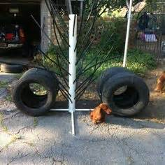 crappie bed easy   ready mix concrete  pvc pipe