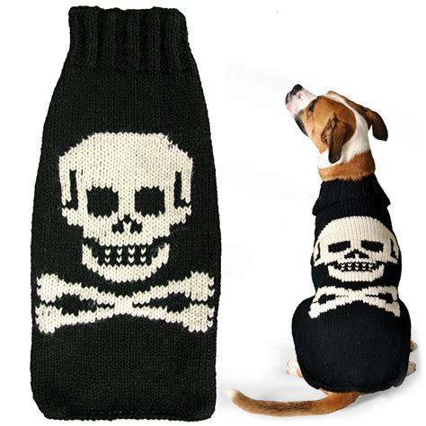 doge sweater skull crossbones wool sweater the rescue site