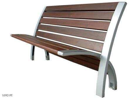 Modern Wood Bench Treenovation