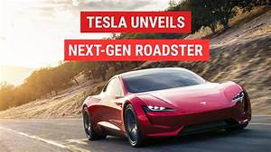 Tesla Roadster | 0-60 mph in 1.9 seconds! - YouTube
