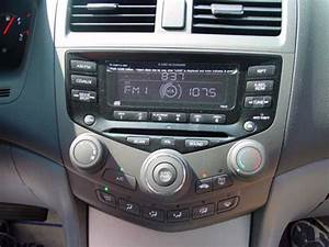 How To Change The Clock In A Honda Accord 2005