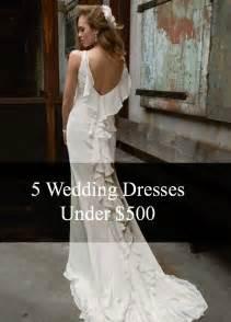 wedding dress 500 friday five for five wedding dresses 500 bucks aisle