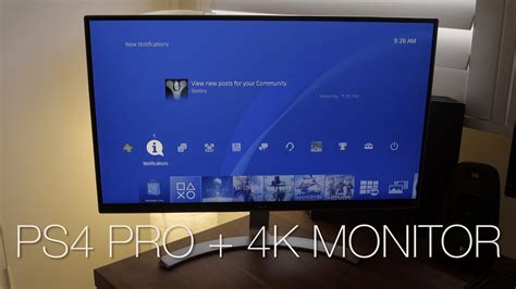 best 4k monitor best 4k monitor for ps4 pro