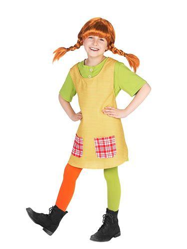 damen kostüm pippi langstrumpf pippi langstrumpf kost 252 m f 252 r erwachsene damen kinder