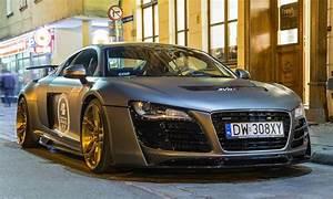 Audi Monaco : tuningcars prior design audi r8 spotted in monaco ~ Gottalentnigeria.com Avis de Voitures