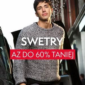 Markowe swetry męskie