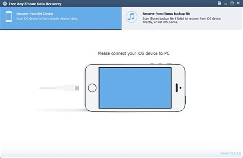 free iphone data recovery free free any iphone data recovery by amazing