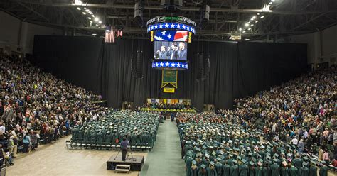 wright state newsroom fall commencement