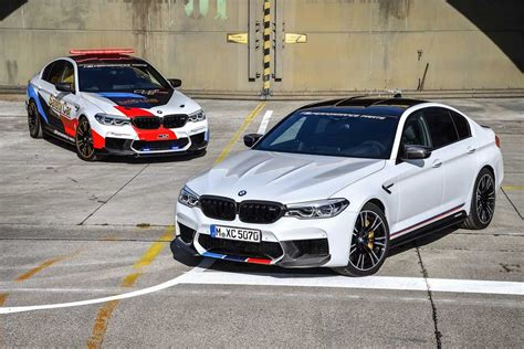 New Bmw M5 Competition Pack Confirmed For 2018