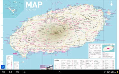 jeju  map android apps  google play