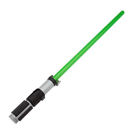 disney light saber yoda lightsaber wars disney