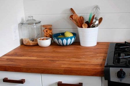 numerar oak countertops shelterblog our countertop