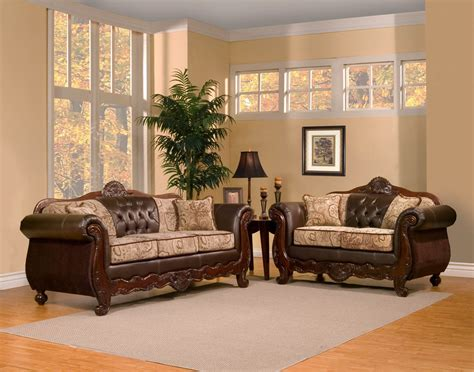 Elegant Sofa 2 Piece Traditional Elegant Sofa Set Fall