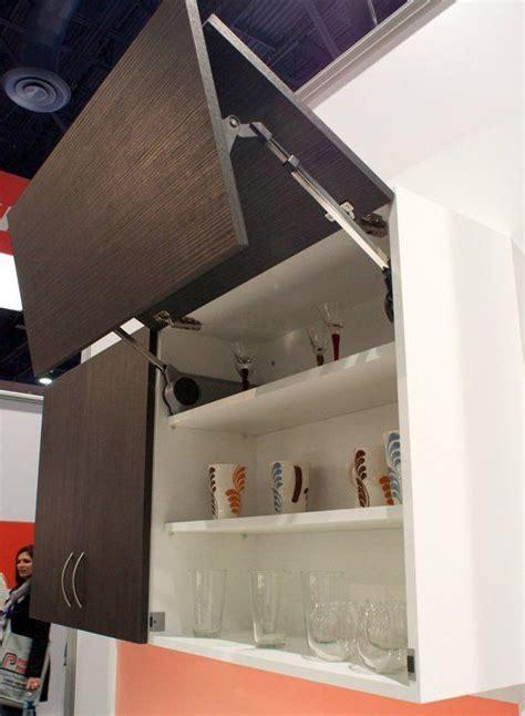 kbis trend report lift system cabinet doors  blum