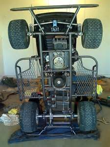 Lawn Mower Racing Pulleys