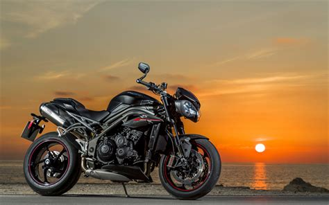 Triumph Speed 4k Wallpapers by Wallpapers 4k Triumph Speed Rs Sunset