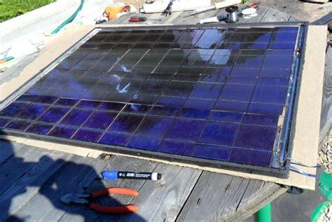 Солнечная электростанция своими руками фото сборки