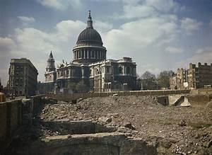 London's The Blitz brought to life as it was pounded by a ...