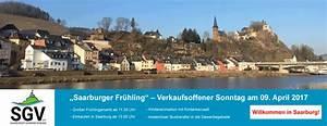 Verkaufsoffener Sonntag Schwenningen 2017 : saarburger fr hling verkaufsoffener sonntag am 09 april 2017 saarburger gewerbeverband ~ Buech-reservation.com Haus und Dekorationen