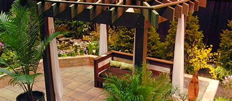 central ohio home and garden show landscaping outdoor