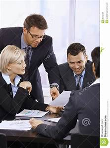 Business People Working In Office Stock Images - Image ...