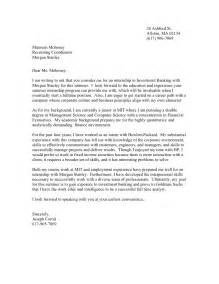 Investment Bank Cover Letter Investment Investment Banking Cover Letters