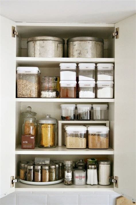 how to organize small kitchen cabinets 15 beautifully organized kitchen cabinets and tips we
