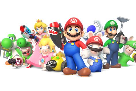 Mario Rabbids Kingdom Battle Character Guide How To