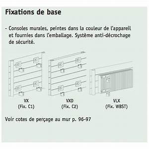 Radiateur Chauffage Central Acova : fassane horizontal double vxd radiateur chauffage ~ Edinachiropracticcenter.com Idées de Décoration
