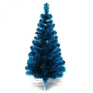 festive lights artificial tree 3ft turquoise trees