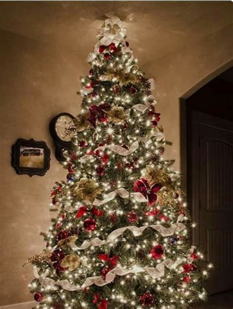 pin by coreen pike on christmas pinterest gold christmas tree holiday centerpieces and