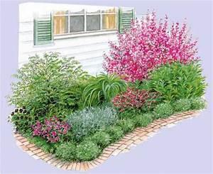 Plantes Vivaces Pour Massif : arbuste a fleurs dans un massif recherche google ~ Premium-room.com Idées de Décoration