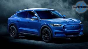 SUV eléctrica inspirada en el Ford Mustang reaparece visualizada