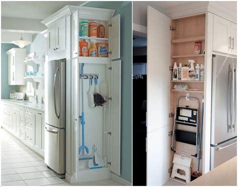 hack  empty space   fridge