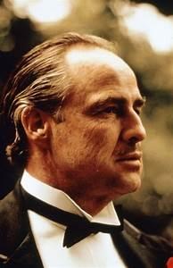 Marlon Brando as Don Vito Corleone | The Godfather | Pinterest