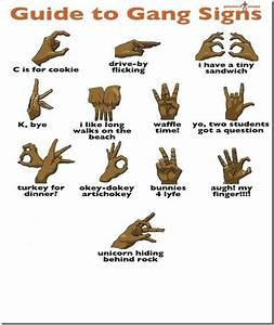 East Side Blood Gang Hand Signs Pictures to Pin on ...