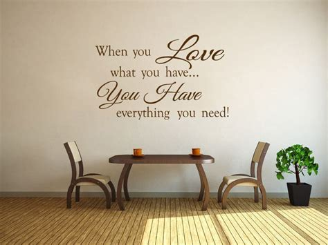 love family wall art quote vinyl wall art decal