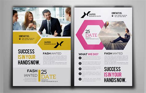 100 High-quality Business Flyer Templates