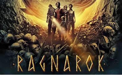 Norse Viking Ragnarok Mythology Fantasy Poster Wallpapers