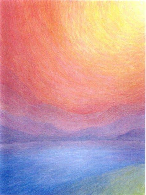 besten waldorf paintings bilder auf pinterest