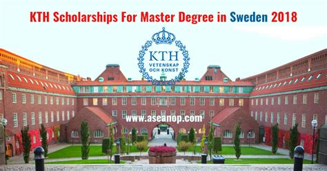 Kth Royal Institute Of Technology, In Stockholm, Sweden