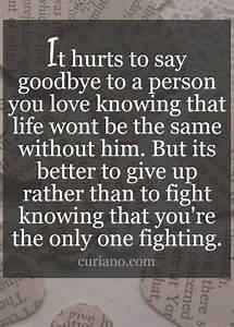 Best 25+ Goodbye love quotes ideas on Pinterest | Goodbye ...