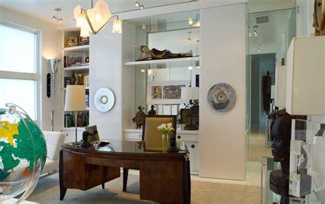 bureau de luxe magnifique demeure à l intérieur design élégant vivons