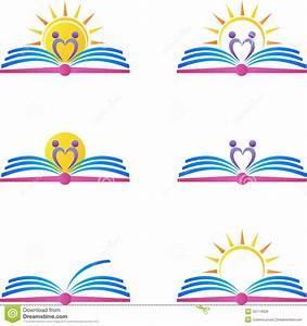 Book Logos Stock Vector - Image: 42714029