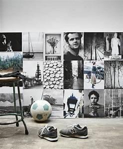 Fotowand Selber Machen : 100 fotocollagen erstellen fotos auf leinwand selber machen ~ A.2002-acura-tl-radio.info Haus und Dekorationen