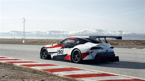 2018 Toyota Gr Supra Racing Concept Wallpapers & Hd Images